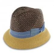 cappello paglia naturale