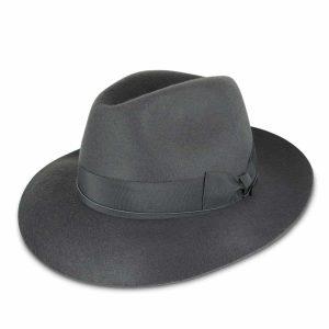 cappello feltro cashmere