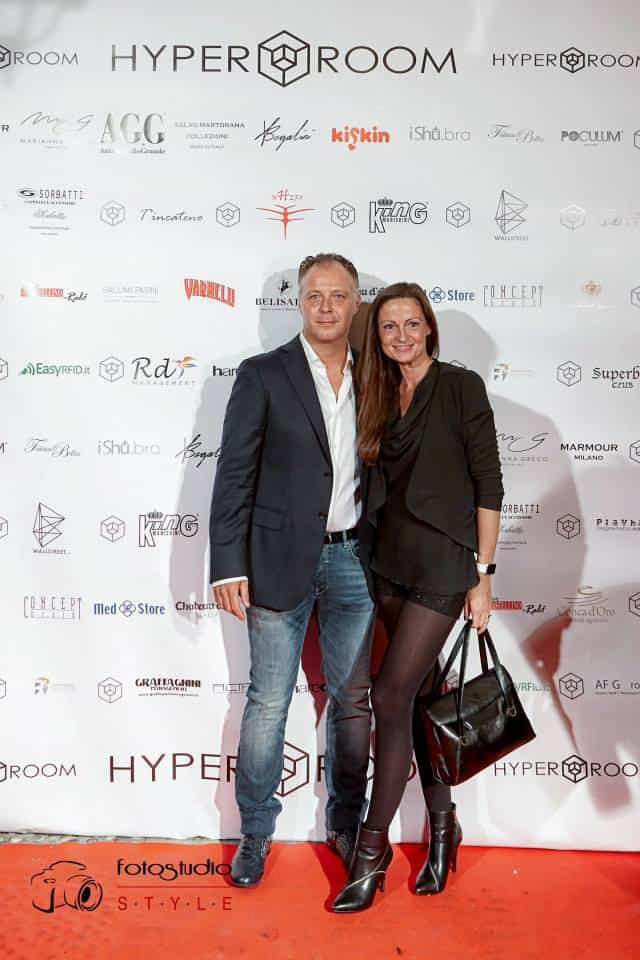 Opening Party Hyper Room 40