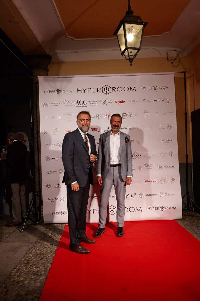 Opening Party Hyper Room v2 14