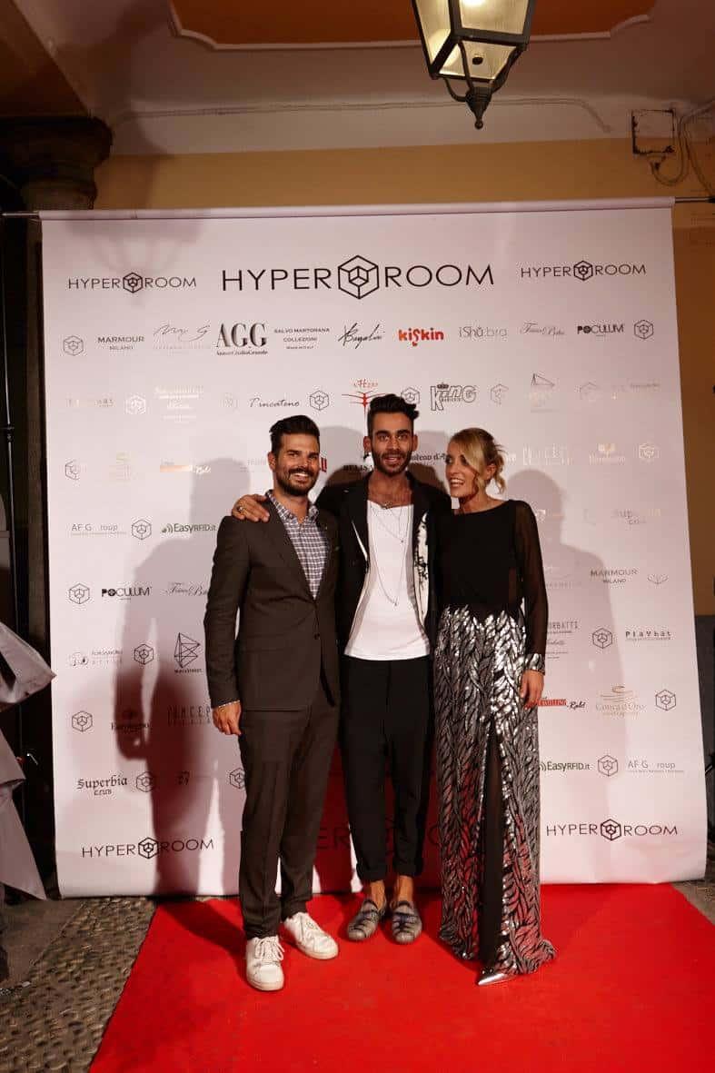Opening Party Hyper Room v2 18
