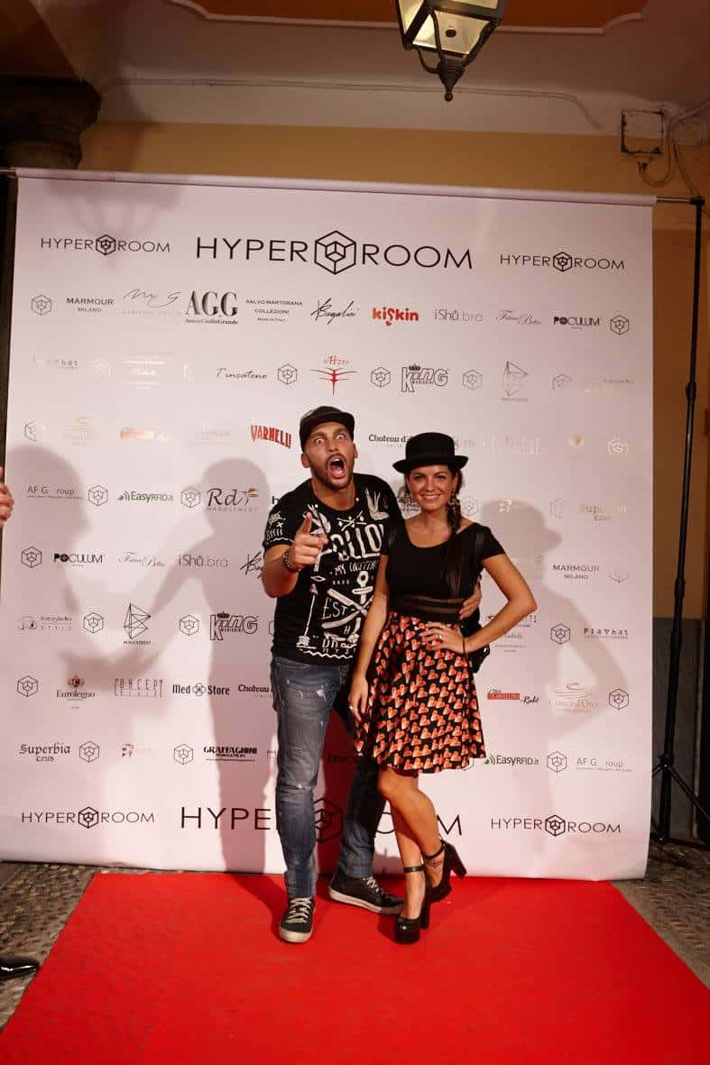 Opening Party Hyper Room v2 24