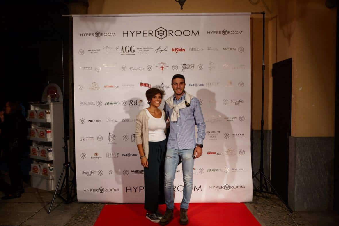 Opening Party Hyper Room v2 45