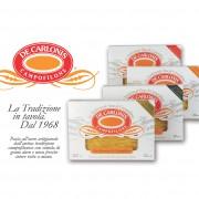 pasta de carlonis artigianale